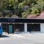建設中の新しいお店 ステーキレストラン STUMP