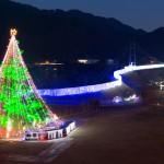 宮ヶ瀬クリスマスイベント