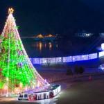 宮ヶ瀬クリスマスイルミネーション