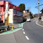 64号清川村にある林道・谷太郎線の紹介