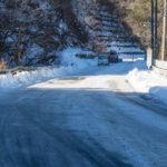 雪が降った宮ヶ瀬・道志みちの様子を見てきました。